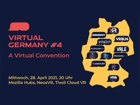 Virtual Germany #4 VR-Convention
